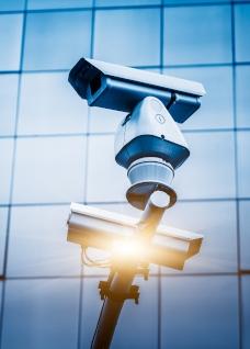 installazione impianto videosorveglianza esterno