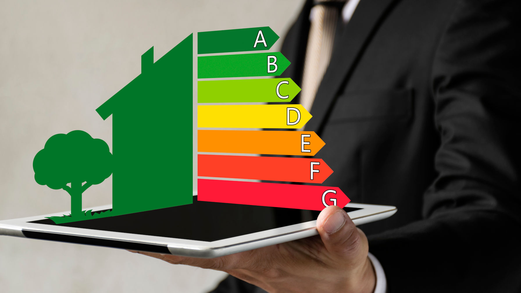 Improve energy efficiency with domotics