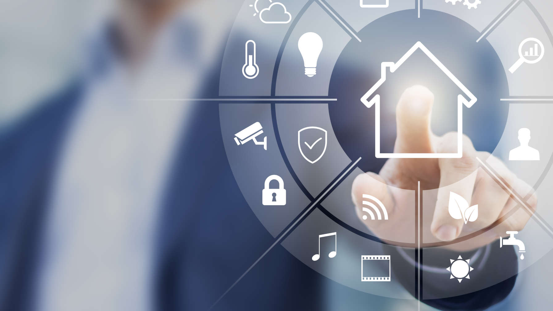 Home automation: new buildings' dominant trend
